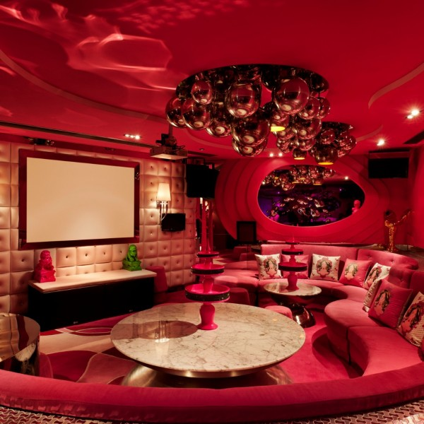 About Us - VIP Room 1 - The Pink Extravaganza